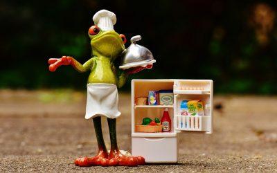 Ordnung im Kühlschrank