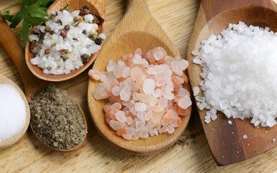 Salz ist nicht gleich Salz