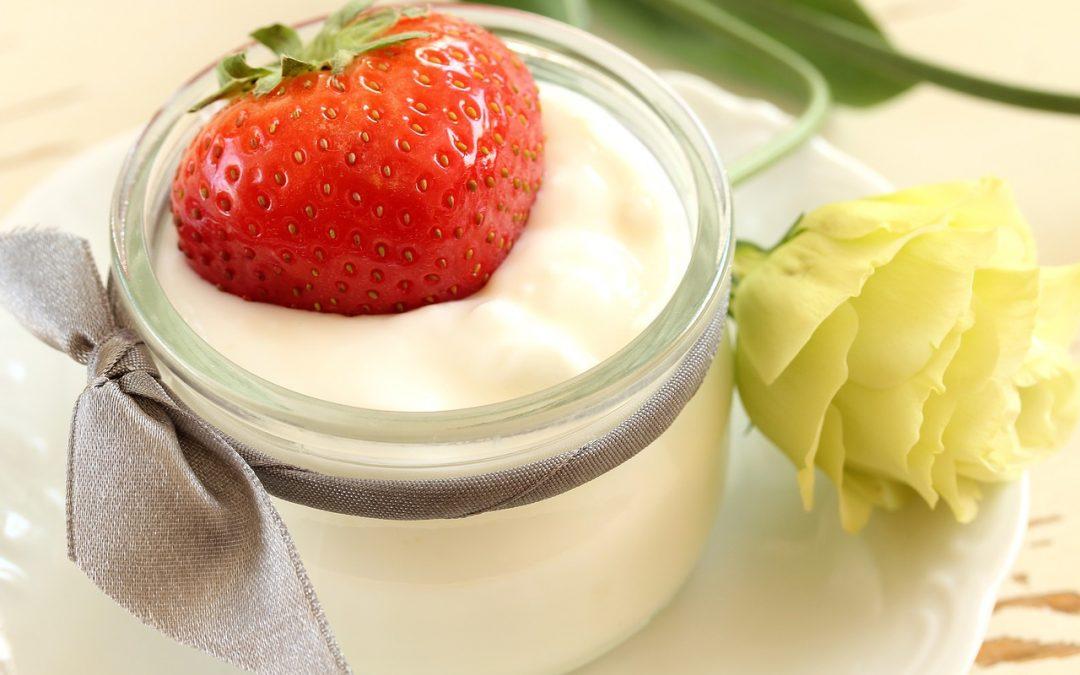 Was haben Erdbeerjoghurt und Schokolade gemeinsam?